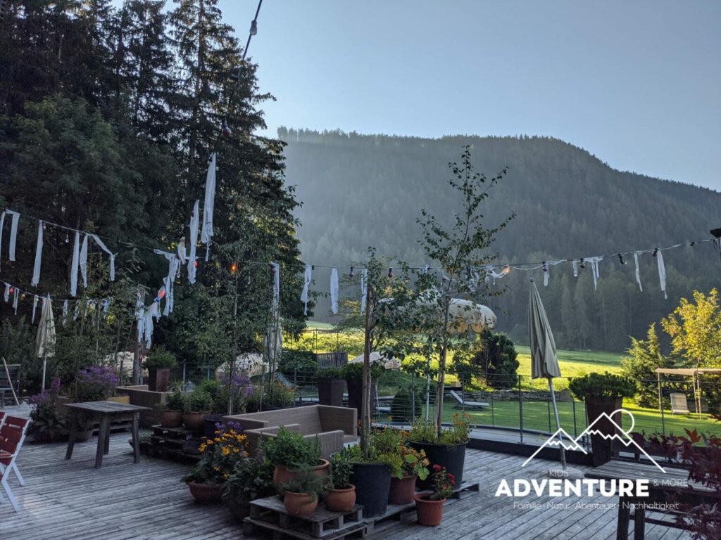 Auf Urlaub bei Frida am Wald – Entspannung pur im Bergparadies der Dolomiten